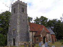 Bromeswell, St.Edmund Church, Suffolk © Adrian Cable